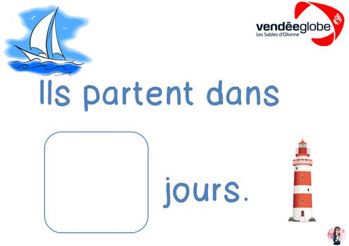 Projet mer et Vendée Globe