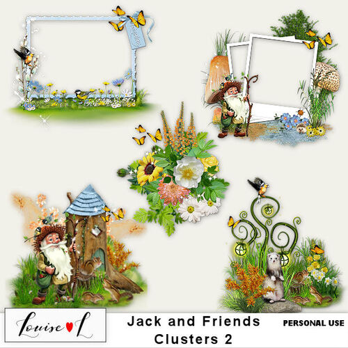 Jack and Friends