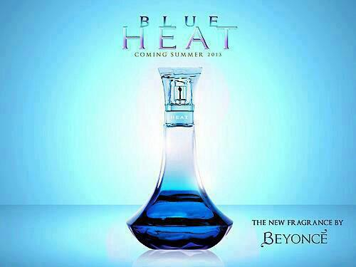 """Nouveauté : """" Blue HEAT pour l'été 2013 """""""