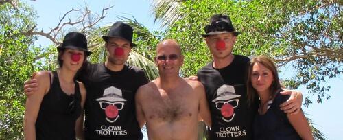 Clown Trotters - Cliquer pour agrandir