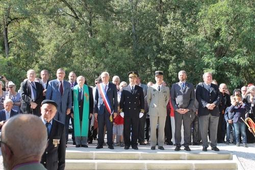 * 20 août 2017 : Hommage aux Compagnons de la Libération du GERS