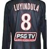 Peggy LUYINDULA : Maillot PSG porté début 2009.2010.