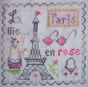Mains et merveilles, Paris: la vie en rose