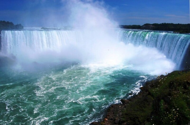 Les plus belles cascades du Monde - Les chutes du Niagara - Canada - Etats-Unis