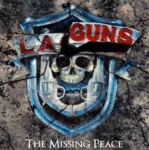 L.A. GUNS - Un nouvel extrait du futur album dévoilé