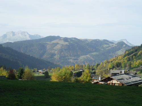 Un dimanche dans les Alpes