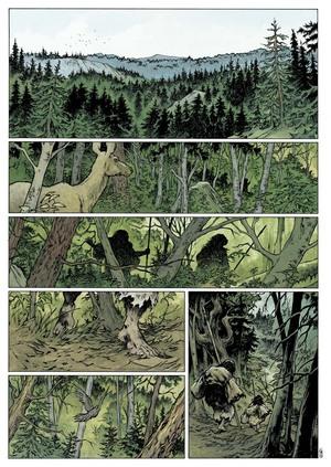 Le Breuvage de vie d'Emmanuel Roudier - Néandertal, tome 2