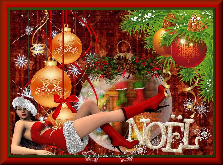 Mes créations de Noel 2014 (1)