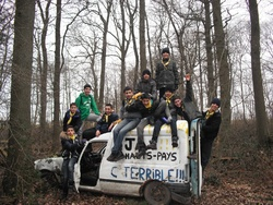 >Camp de février 2012     Montignies Sur Roc