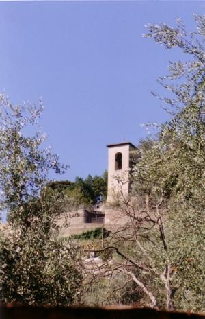 Carmignano, La Rocca