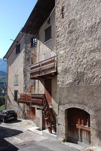 Belles maisons restaurées