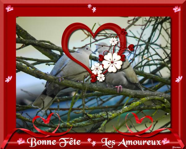 Bonne Fête aux Amoureux