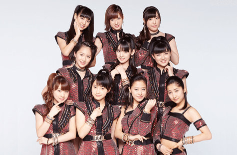 morning musume Password is 0