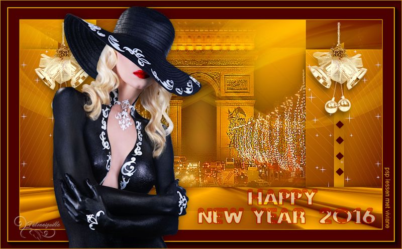 *** Happy New Year ***