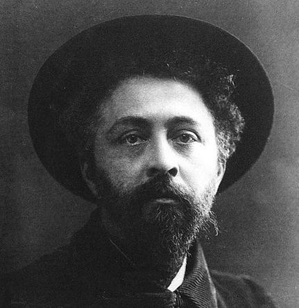 Jean-Baptiste Perrin en 1908, Prix Nobel de physique 1926 (30 septembre 1870, Lille ; 17 avril 1942, New York)