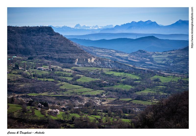 Raod trip hivernal Drôme-Ardèche en X-ADV
