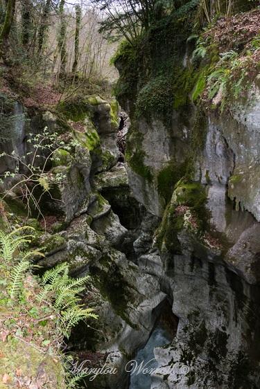 Pays de Savoie : Gorges du Fier