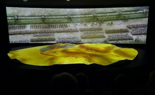 Visite du Muséo-Parc d'Alesia avec la Société Archéologique et Historique du Châtillonnais