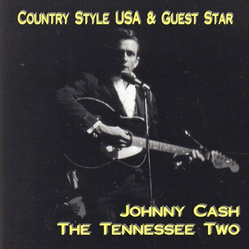Live: Johnny Cash - The Tennessee Two (1958/1959)