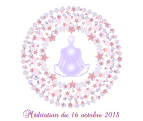 Méditation du 16 octobre 2018