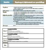 Séquence CE1 - Repérage et déplacement sur un quadrillage