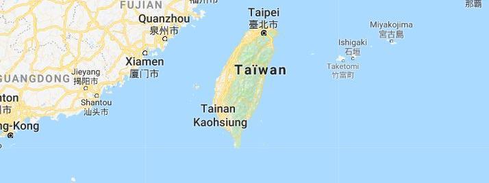 Un hôtel s'effondre à Taïwan après un séisme de magnitude 6,4