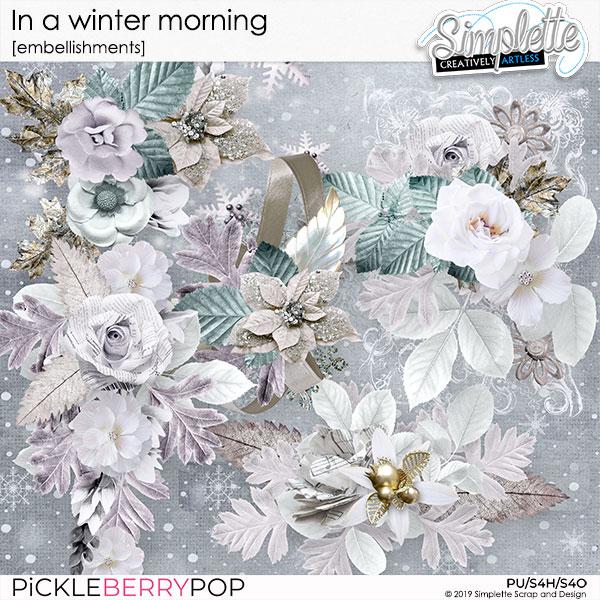 7 janvier 2020 : in a winter morning Simpl602