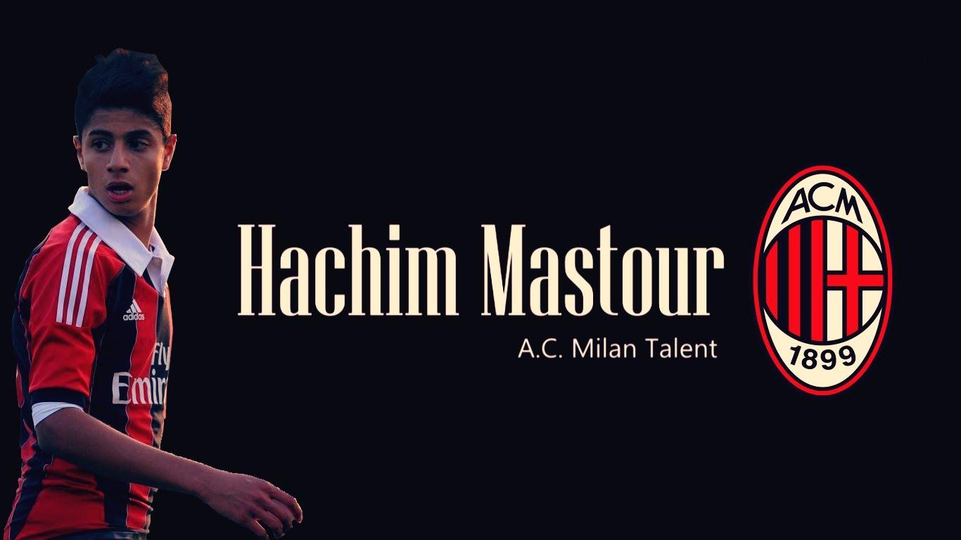 Hachim Mastour,  15 ans et déjà en équipe première d'AC Milan  (vidéo)