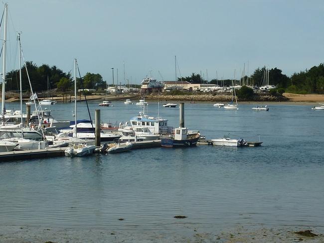 Le port d'Etel