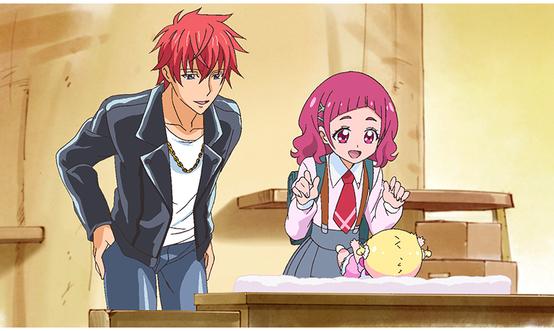 HUGtto ! Pretty Cure - Disponible