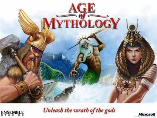 Age Of Mythology, ou les origines d'une passion...