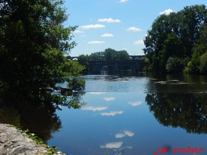 Limoges; le quartier des Ponticauds et sa 32ème fête des ponts ( 1/2)