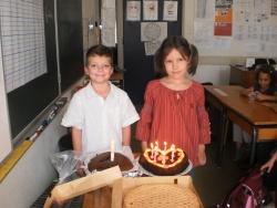 anniversaire Clémence et Thomas