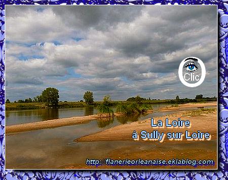 Photos de la Loire à Sully sur Loire