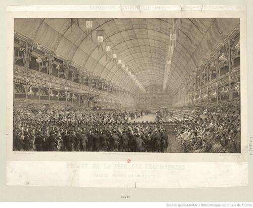 Exposition universelle de 1867. orphéons