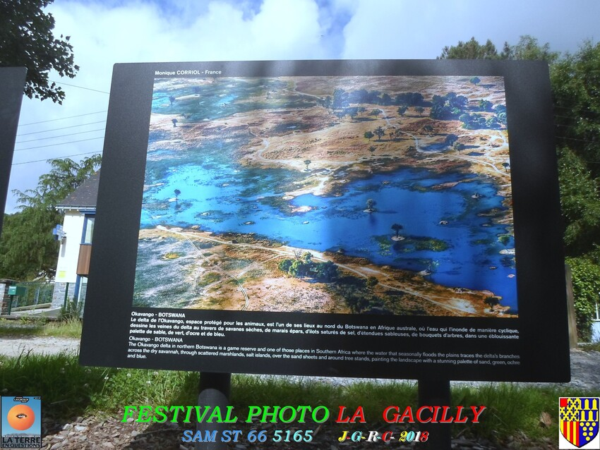 FESTIVAL  PHOTO  2018  LA  GACILLY      D   25/08/2018   2/2