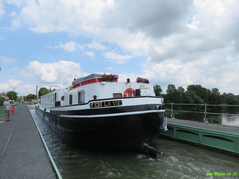 Briare et le pont canal