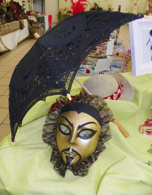 Marché créatif à Brens 2012