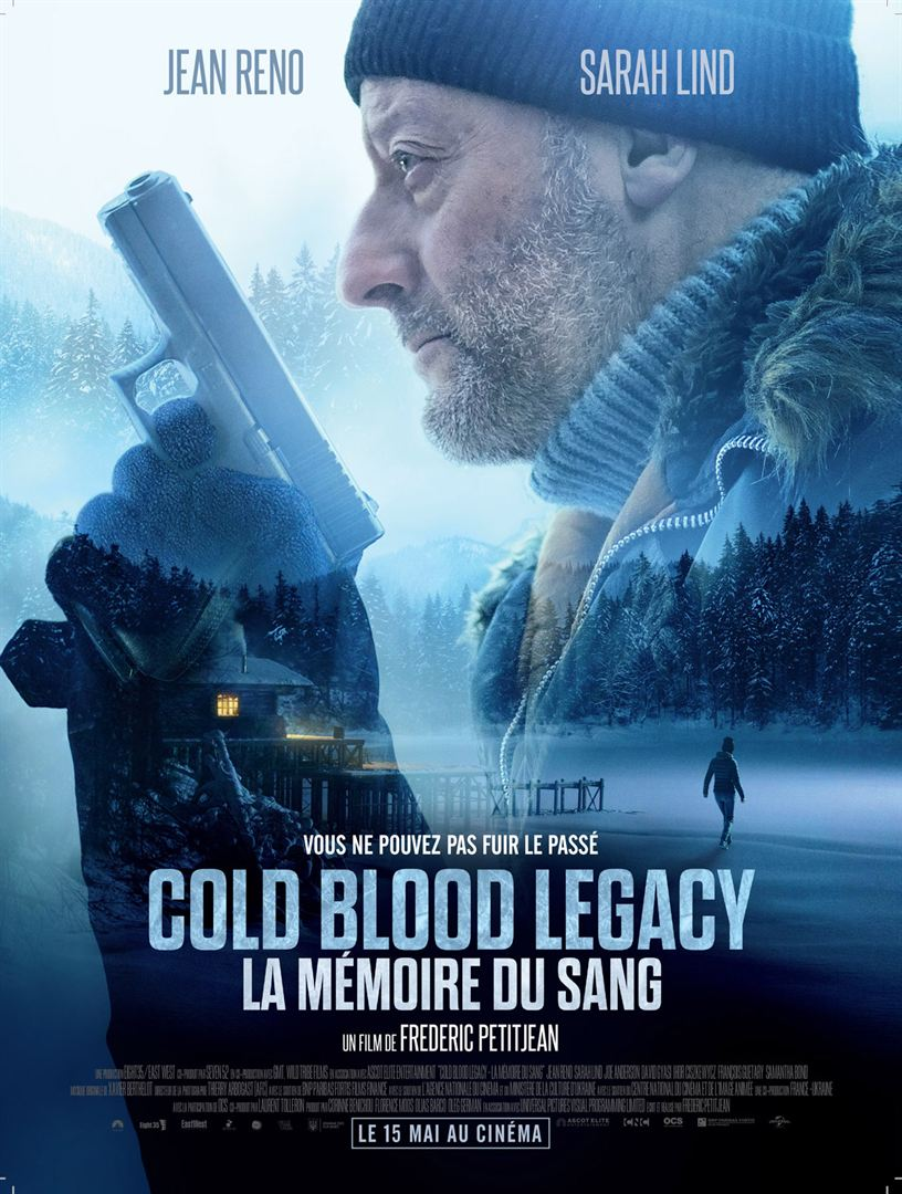 Cold blood legacy- La mémoire du sang