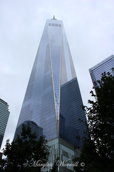New York : One World Trade Center et Mémorial