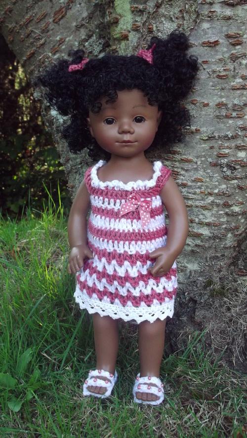Une nouvelle robe pour Solani