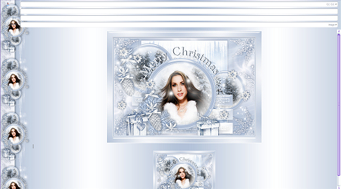 Papier Fête de Noël 08