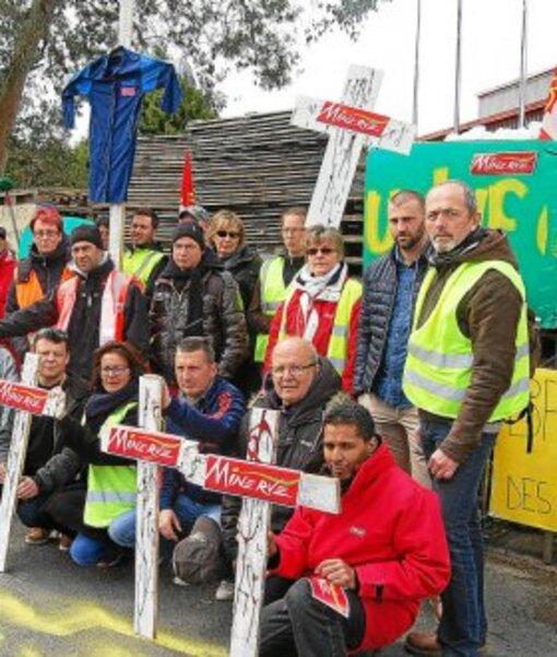 Quimperlé. Les ex-salariés de Minerve seront fixés sur leur avenir mardi prochain  (LT.fr 16/11/2016)