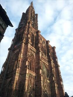 1er janvier 2014 - Promenade au centre de Strasbourg -