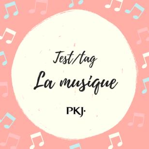 Test / TaG PKJ Musique