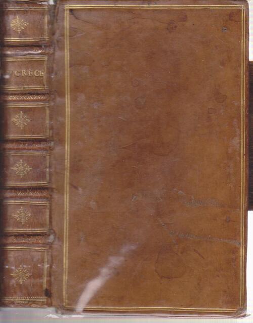 Le Poète Lucrèce, latin et françois, de la traduction de M. D. M. De Marolles