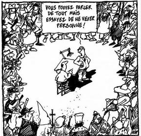 Mais, bon sang,  la collaboration gauche droite se fait partout en France