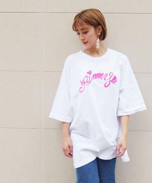 [PIMMY] - T-shirt Pimmy - 3 240¥