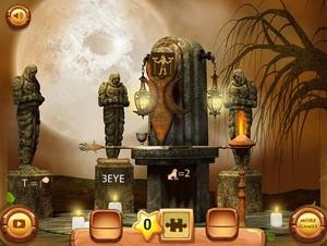 Jouer à Scary temple
