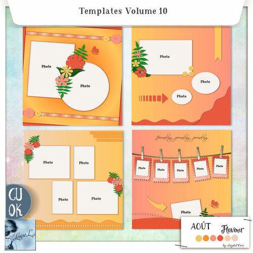 Templates Volume 10